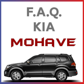 FAQ KIA Mohave